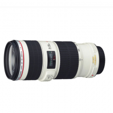 佳能(Canon) EF 70-200mm f/2.8L IS II USM 镜头 70200大三元